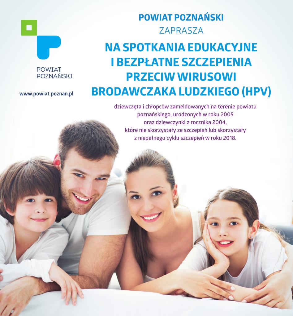 HPV POWIAT POZNAŃSKI 2019